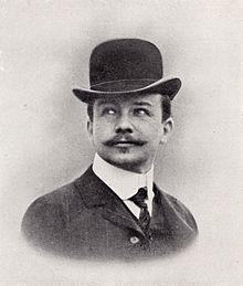 German designer Joseph Maria Olbrich.